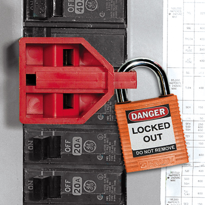 electrical lockout - Lock Out Tag Out Kits
