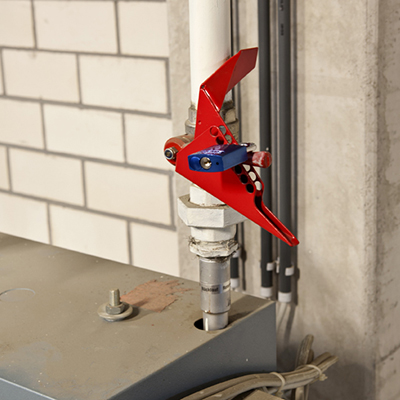 Mechanical Risk Lockout Lockout Tagout Devices Scafftag
