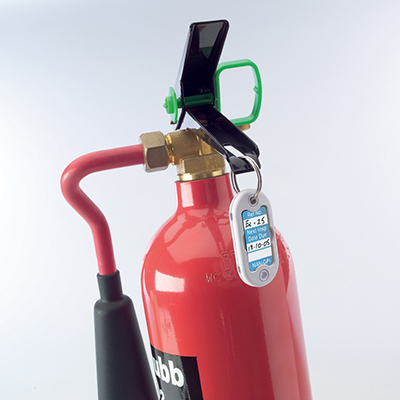 Fire Equipment Tags