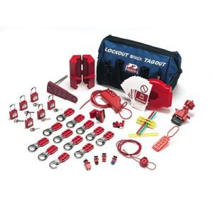 Valve and Electrical Lockout Kit