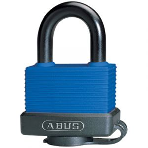 Fully Insulated Lock - Blue (Pack of 6)