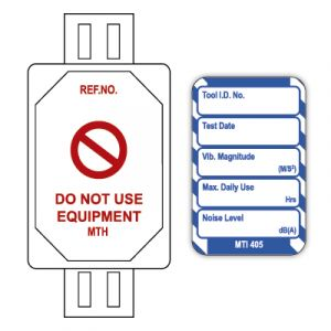 Microtag® Tag for HAVs - Vibration / Noise