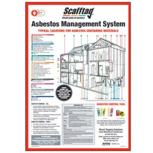 Asbestos Inspection Guide Poster
