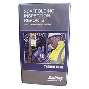 The Blue Book for Scaffolding