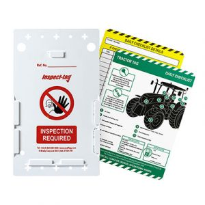 Tractor Tag (pack of 4)