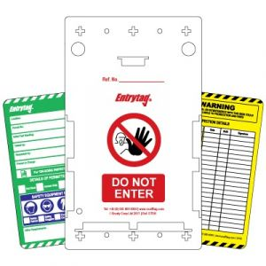 Entrytag (Pack of 10)