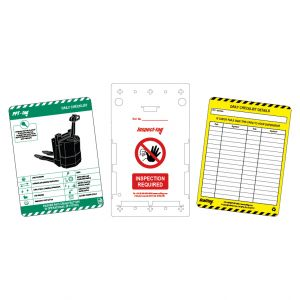 Powered Pallet Truck Tag (PPT Tag)