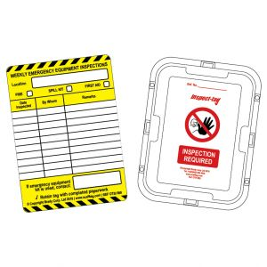 Weekly Emergency Kit Inspection