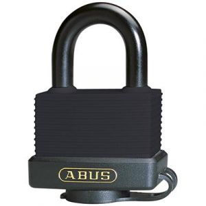 Fully Insulated Lock - Black (Pack of 6)