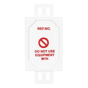 Microtag Holders - With adhesive attachment (Pack of 20)