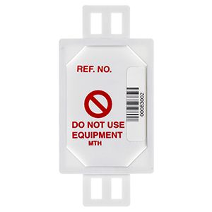 Microtag Holders - Barcoded (Pack of 20)