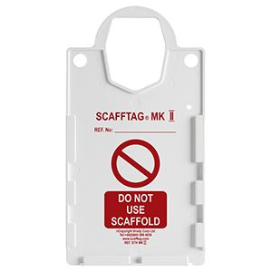 Scafftag (For system) Holders